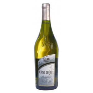 Chardonnay 2017 Côtes du Jura Chardonnay sous voile...