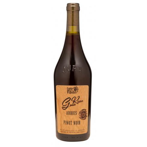 Pinot noir Arbois-Pupillin 2016 Grande Réserve