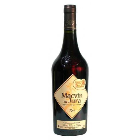 Macvin du Jura rosé